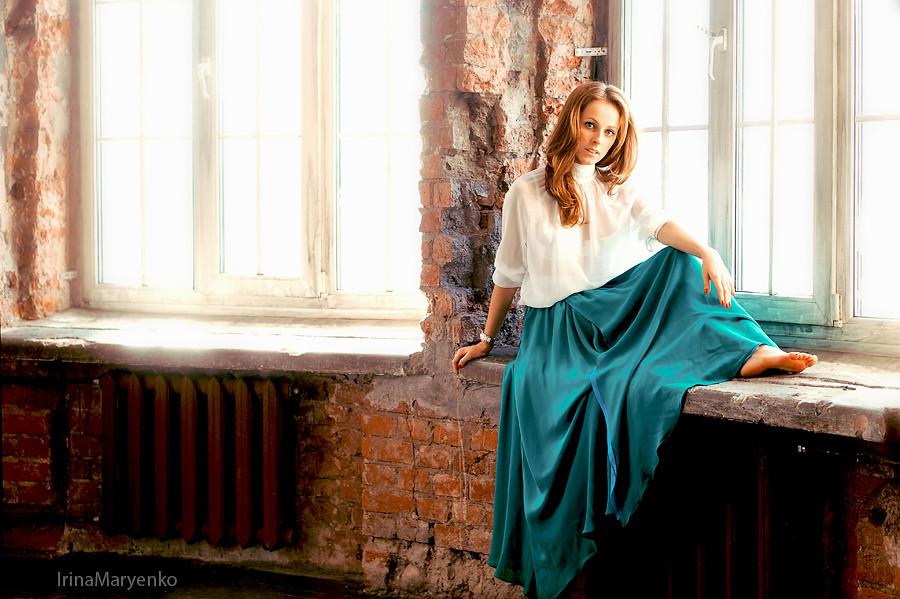 Будь собой. Таня. Фотопроект фотографа Ирины Марьенко.