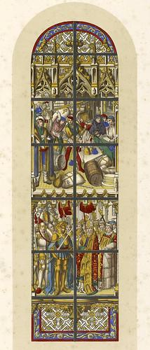 003- Les vitraux de la cathédrale de Tournai…—1848- J.B. Capronnier- Biblioteca Virtual del Patrimonio Bibliográfico de  España