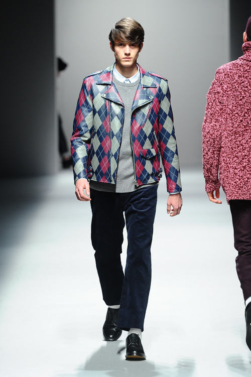 FW13 Tokyo MR.GENTLEMAN029_Luuk Van Oz(Fashion Press)