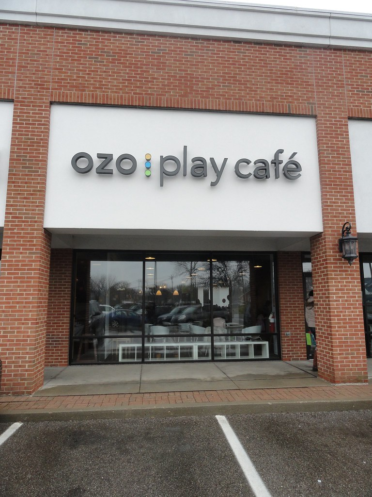 ozo:play cafe