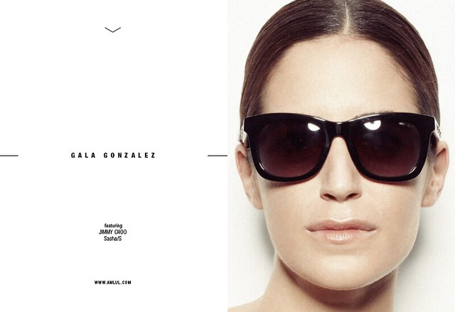 Gala Gonzalez for Safilo