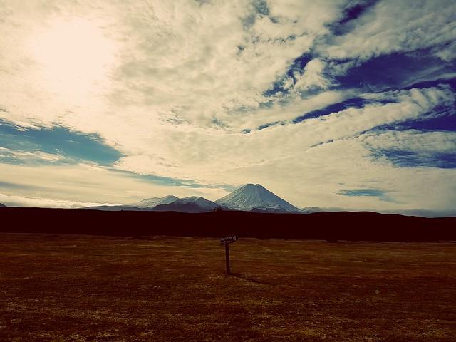 Mt.Ngauruhoe