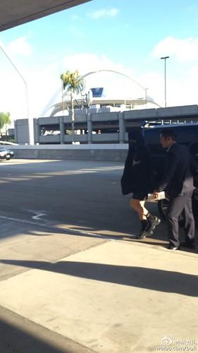 Big Bang - Los Angeles Airport - 06oct2015 - bofl - 06