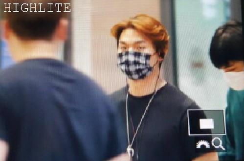 BIGBANG arrival Seoul ICN from Chengdu 2016-07-04 (66)