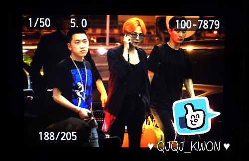 Big Bang - Thailand Airport - 13jul2015 - QjQj_Kwon - 03