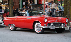 1955 Ford Thunderbird V8 Convertible