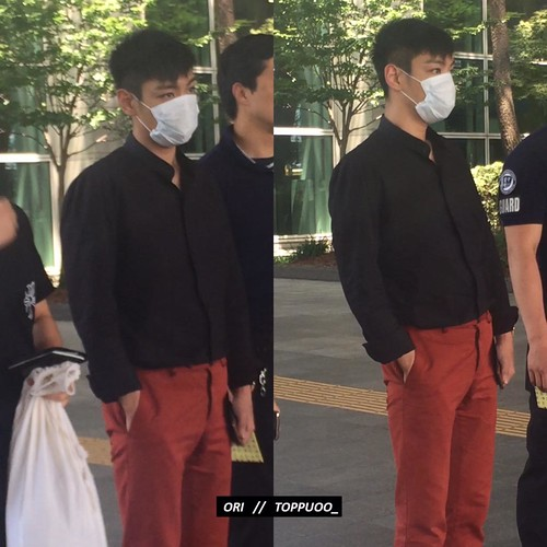 TOP - Incheon Airport - 22jun2015 - Toppuoo_ - 02