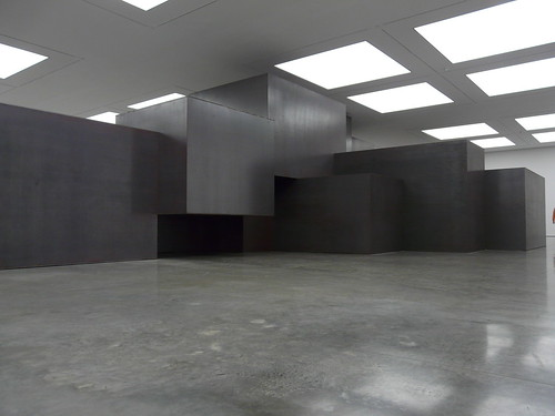 'Model' by Antony Gormley, White Cube Bermondsey