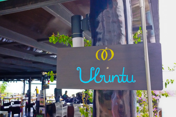 Ubuntu Restaurant, Mantra Samui Boutique Resort & Spa
