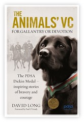 Animals VC Dickin medal book