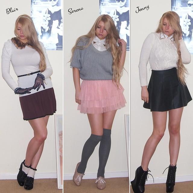 46e1ee6e6ef Gossip Girl Socks – Fashion dresses