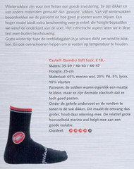 Fiets-DEC2012 - Quindici-sock