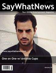 Antonio Cupo Interview