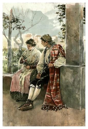 015-Idilio- Gabriel Puig-Roda-Album Salon 01-1907- Hemeroteca digital de la Biblioteca Nacional de España