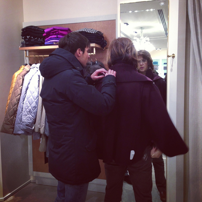 Personal shopper bari