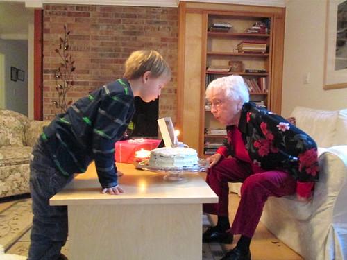 Nana's Birthday