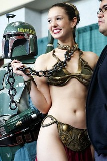 Slave Leia Christy Marie