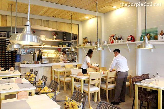 Grand Momma's Kitchen Il Terrazzo