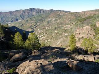 Gran Canaria - Roque Nublo Surroundings (La Culata)