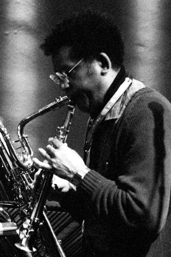 Anthony Braxton Jazz Cafe April 1991 16