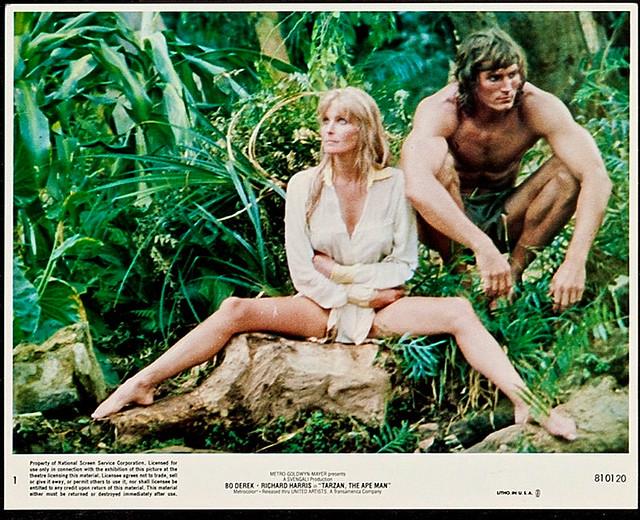 Tarzan the Ape Man (MGM, 1981) | Flickr - Photo Sharing!