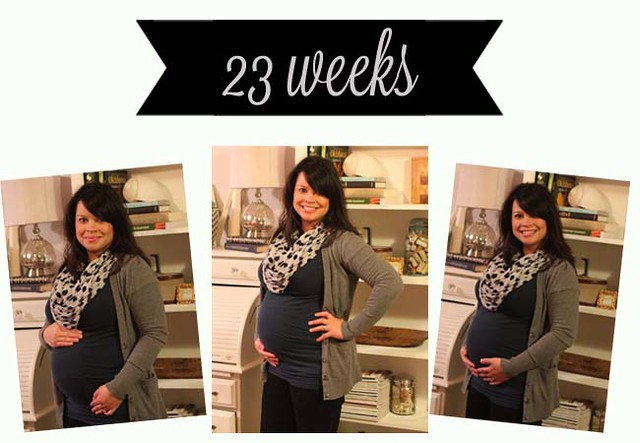 23 week collage