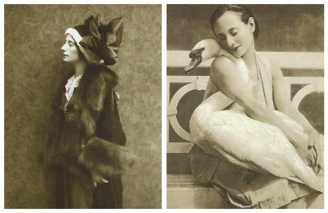 Anna Pavlova collage2