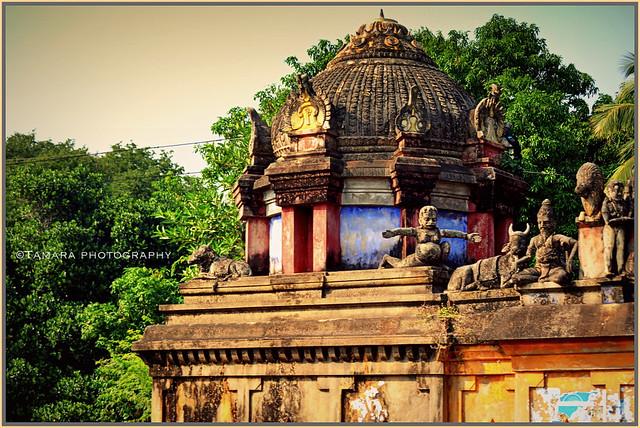 Village temple | Tamil Nadu