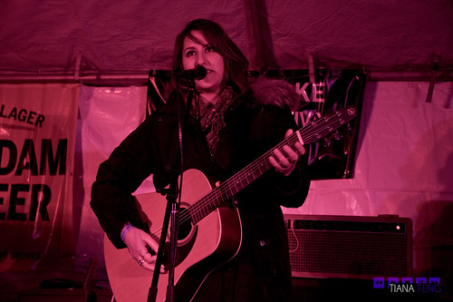 Paula Perri @ The Big Smoke Fest 01/24/2013