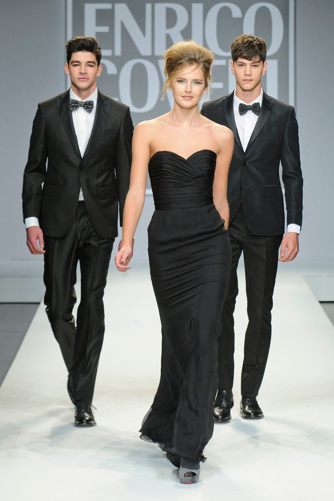 FW13 Milan Enrico Coveri028_Tarik Lakehal ,Simone Nobili(fashionising.com)