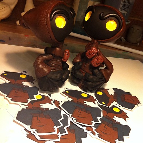 Jawas painted and stickers made. by [rich]