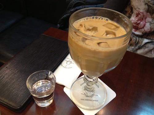 法式牛乳咖啡