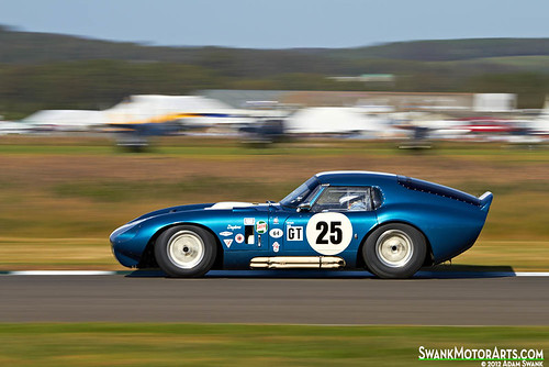 1964 Shelby Cobra Daytona Coupe by autoidiodyssey