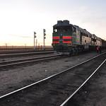 Transportation in Mongolia