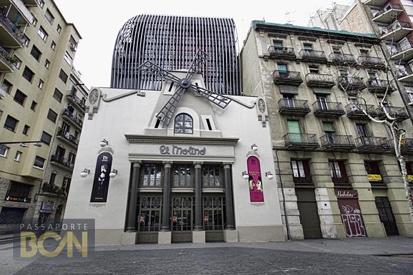 Paral·lel, Barcelona
