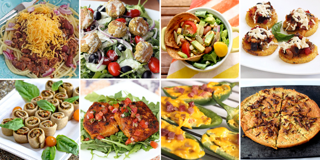 A Super Healthy Gluten-Free Super Bowl - A Recipe Round-Up