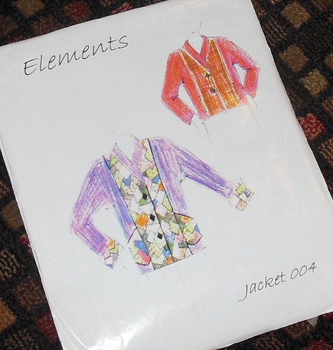 Elements Jacket 004 by becky b.'s sew & tell