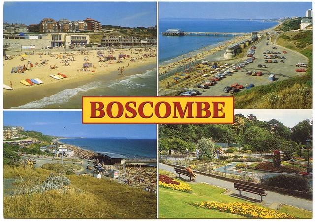 Boscombe, Bourn... F 150 2013