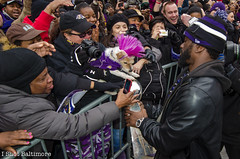 Ravens Superbowl Parade