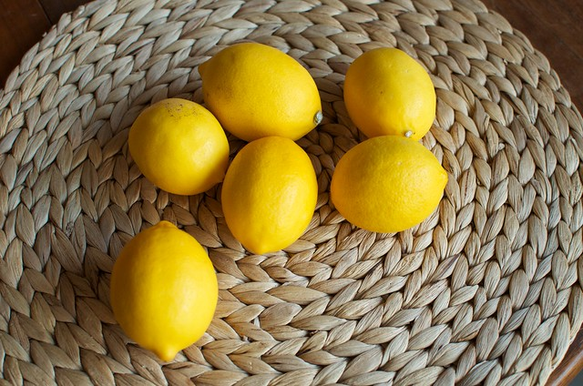 six meyer lemons