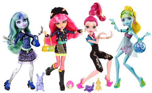monster high 13 wishes