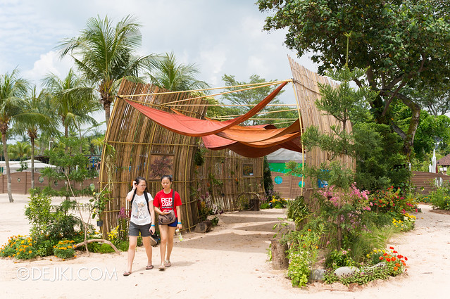 Sentosa Flowers 2013 - Gallery on the Sand