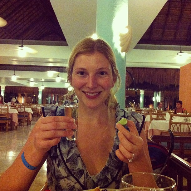 When in #Mexico ... Tequila!