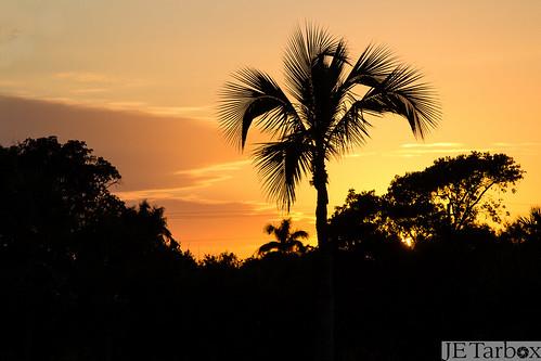 silhouette sunsets portoftheislandsresort