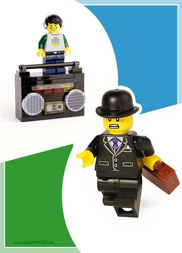 Setting the Boombox to 11 by customBRICKS