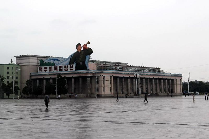 Kim Il Sung Square(2)