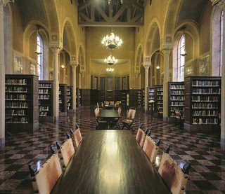 Hoose Library, USC, Los Angeles