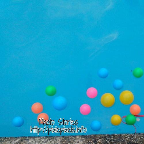 Floating balls