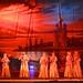 Russie Saint-Pétersbourg - spectacle folklorique