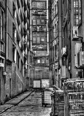 Alley, Glasgow